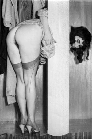 Vintage Ass Porn