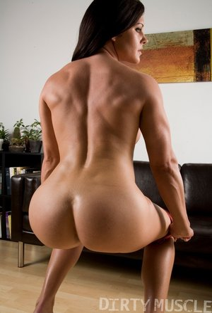 Female Bodybuilder Ass Porn